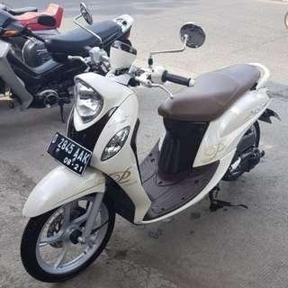 Jual motor yamaha fino 125 cc tahun 2016