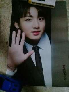 Jungkook poster