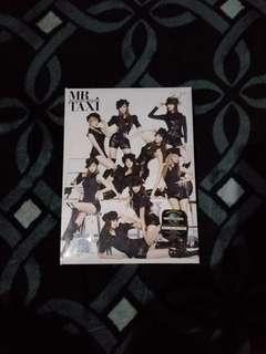 SNSD MR TAXI The 3rd Repackage Album (PC Hyoyeon)