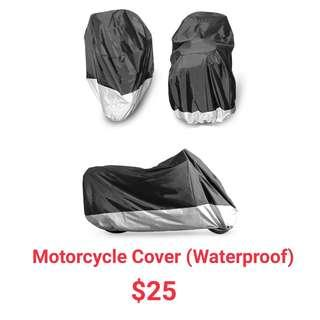 Motorcycle Cover (Waterproof) (Oxford 210D Material)