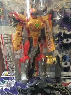 Red sentinel Zord Ranger power rangers SPD