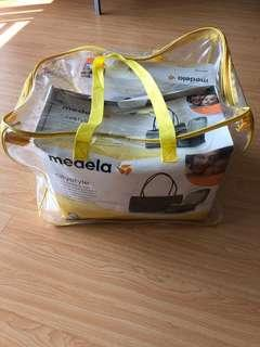 Medela Swing Breast Pump with CityStyle Bag