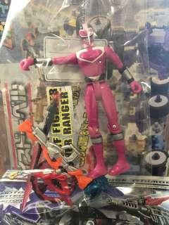Tf Pink Fighter power Ranger