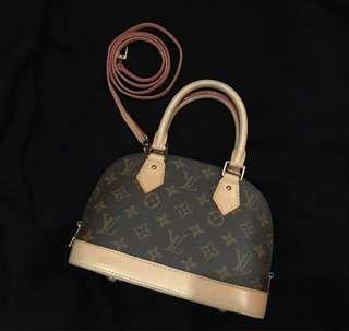 Louis Vuitton BB Alma