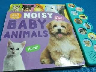Animal Sound Book