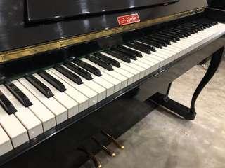 recon upright piano