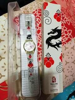 Beijing 2008 Swatch Limited Edition