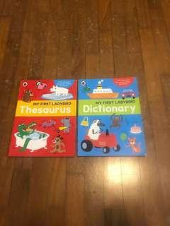 Children's Dictionary n thesaurus