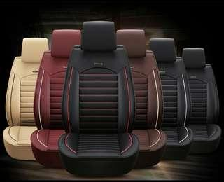 WY LEATHER SEAT COVER