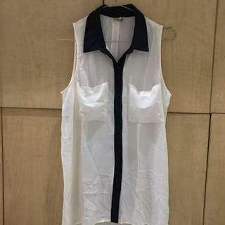 #onlinesale H&M White Top