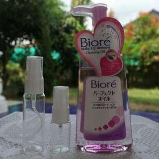[Share Jar]Biore Make Up Remover Cleansing Oil