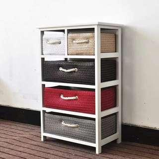 Basket Drawer Clothes Storage