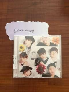 BTS I Need U Japan Official Album