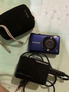 Canon a2200 powershot