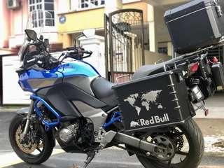 Kawasaki Versys 1000CC Tahun 2012