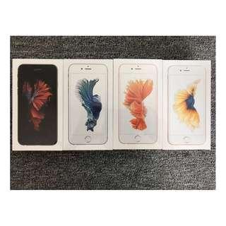 iPhone 6s Plus Globelocked 32gb -for preorder-