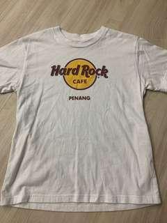 Hard Rock Cafe Penang White T-Shirt