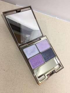 LUNASOL 四色眼影盤近全新#03 Purple Gradation