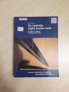 The Cambridge English Revision Guide