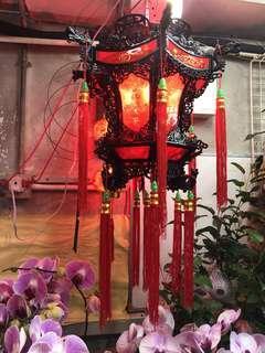 新年燈飾吊燈