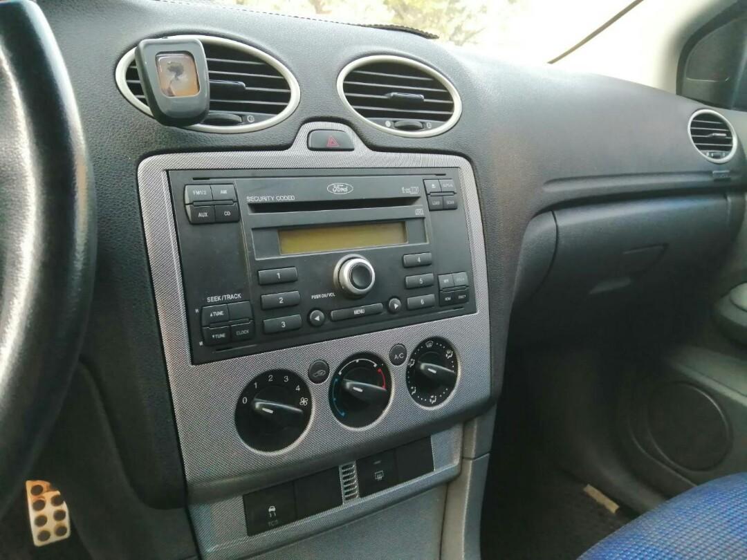 2007年 福特 Focus 2.0(原廠手排,防滑,天窗)