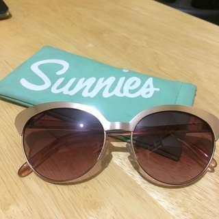 Sunnies Phoebe in Gold