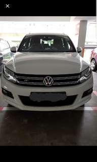 Volkswagen Tiguan 1.4 TSI Highline DSG Auto