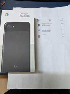 Pixel 3 xl 128gb black