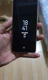 Samsung A8 mulus
