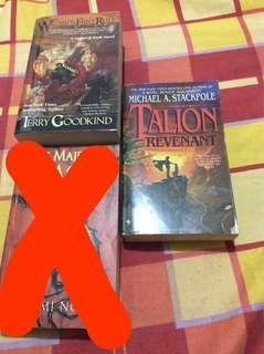 Fantasy Bundle of Random Authors