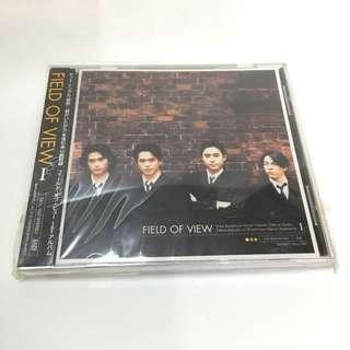 Field of View 日本版 CD