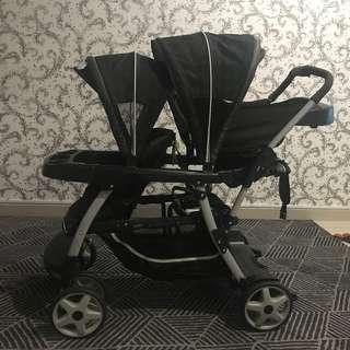 Graco Ready2Grow Tandeem Double Stroller