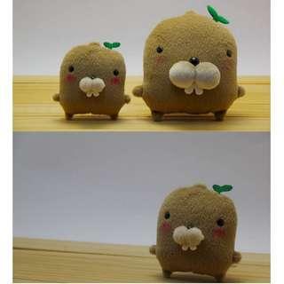 特價~Bucute~小款馬鈴薯 吊飾