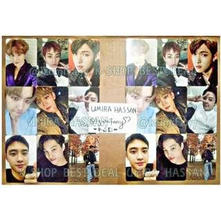 [NFS] ARRIVAL - EXO VIVACE OFFICIAL PHOTOCARDS