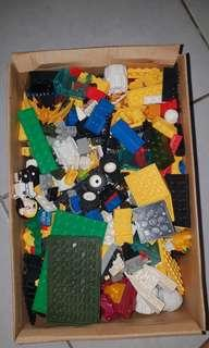 Random Lego Parts