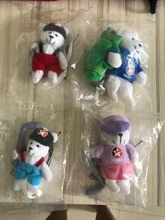 Mini Golfing Bears
