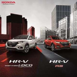 HONDA HR-V READY STOCK !