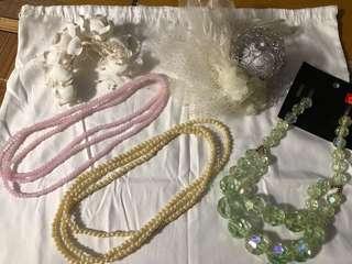飾物 Accessories