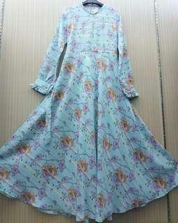 Baju gamis model payung