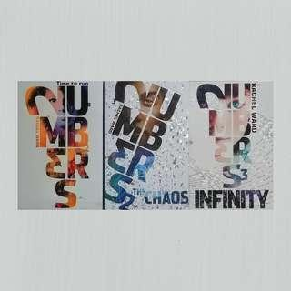 Numbers Trilogy by Rachel Ward