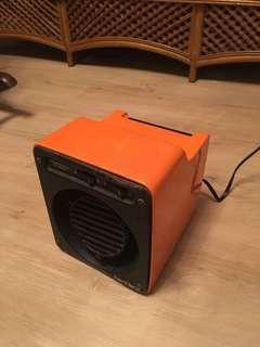 早期三菱電機 Mitsubishi heat box 熱風機 暖風機