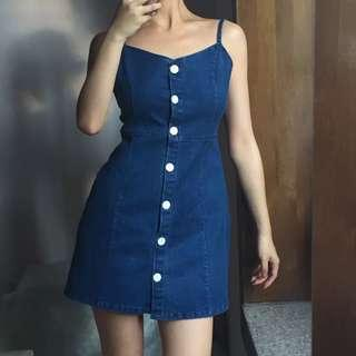 [PO] Denim Dress