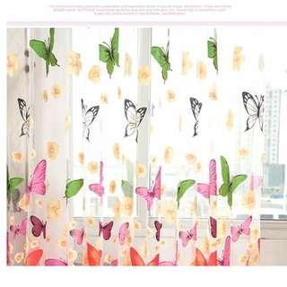 butterfly curtain (DM)
