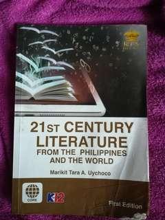 21st Century Literature Book