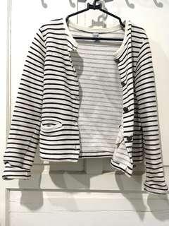 Zara Blazer Cardigan #onlinesale