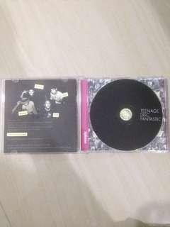 Couple - Teenage Disc Fantastic