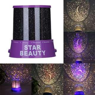 LED Starry Night Sky Projector Lamp [CR0022]