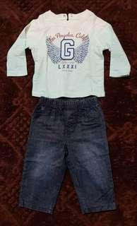 BABY GUESS