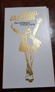 Michael Jackson- The Ultimate Collection