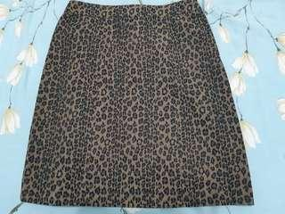 389256fa40c FENDI Zucca Skirt